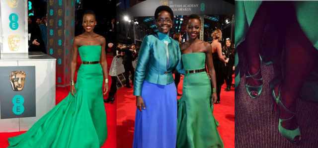 THE BAFTA AWARDS - British Academy of Film and Television Arts Red Carpet Ready Inspiration